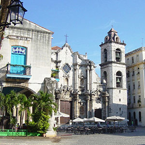 Picture of Old & New Havana Tour