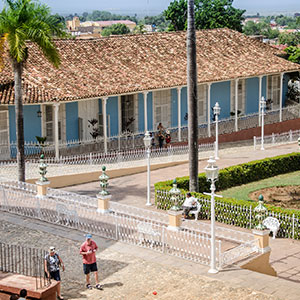 Picture of Sightseeing tour of the city of Trinidad plus Valle de Los Ingenios and Ancon beach